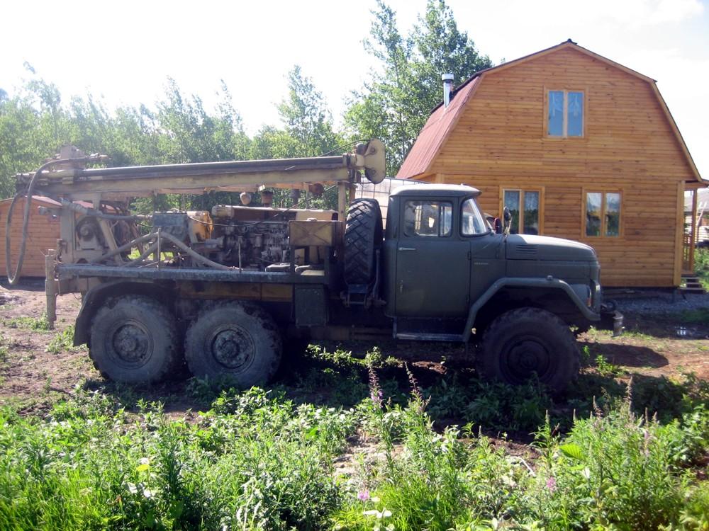 Инженерно-геологические изыскания ООО «Карвелл»